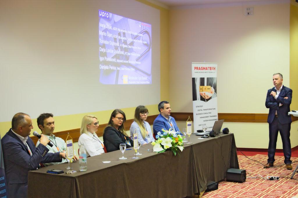 Održan panel MIPRO 2019: GDPR i gdje smo godinu dana kasnije, u organizaciji MIPRO skupa i PRAGMATEKH tima GDPR profesionalaca.
